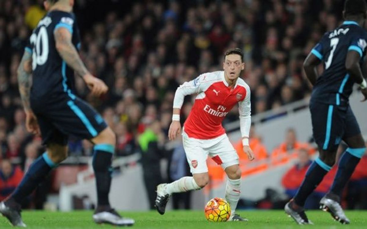 Rival watch: Arsenal stay in touch at top of Premier League with win over Man City