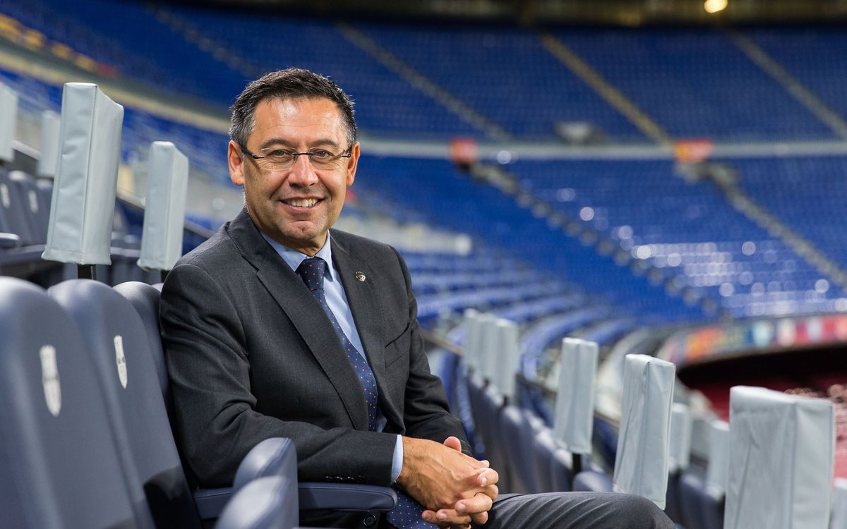 Bartomeu to The New York Times: We must make La Liga more competitive
