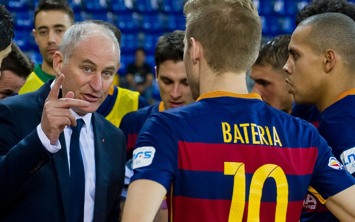 Carmona se muestra satisfecho con la línea del equipo