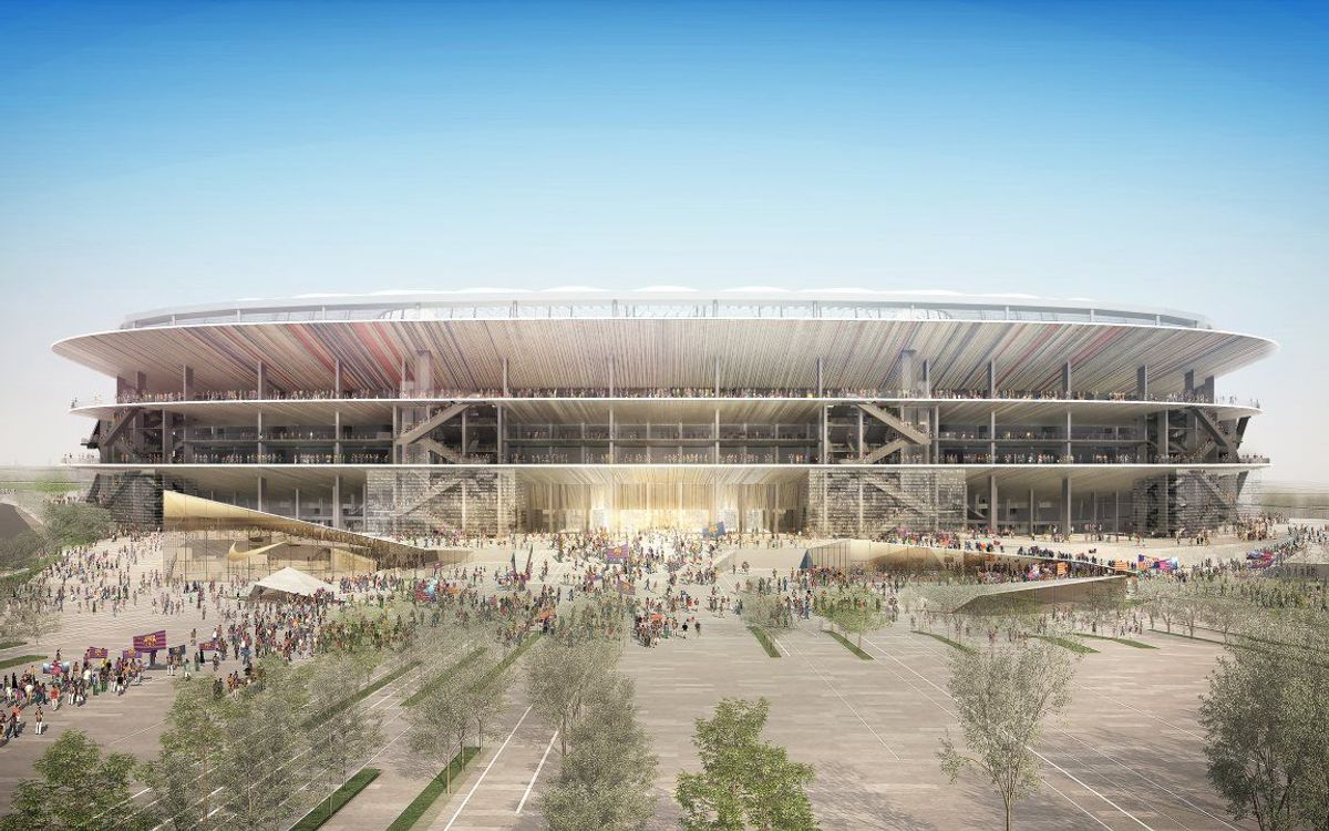 Requirements for the New Camp Nou