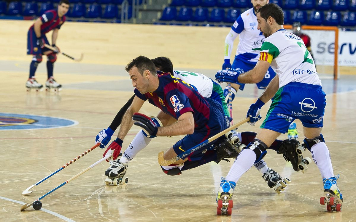 FC Barcelona Lassa - ICG Software Lleida: Con el objetivo de ser campeón de invierno