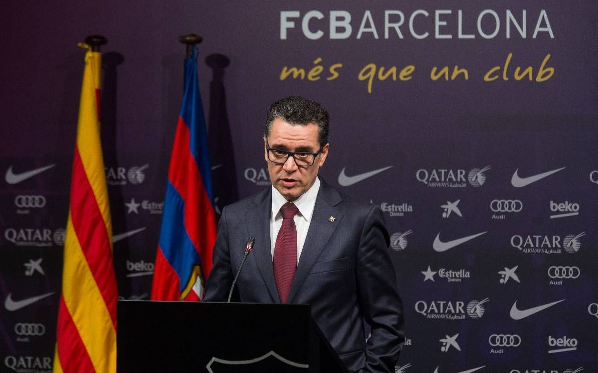 FC Barcelona Board of Directors' agreements