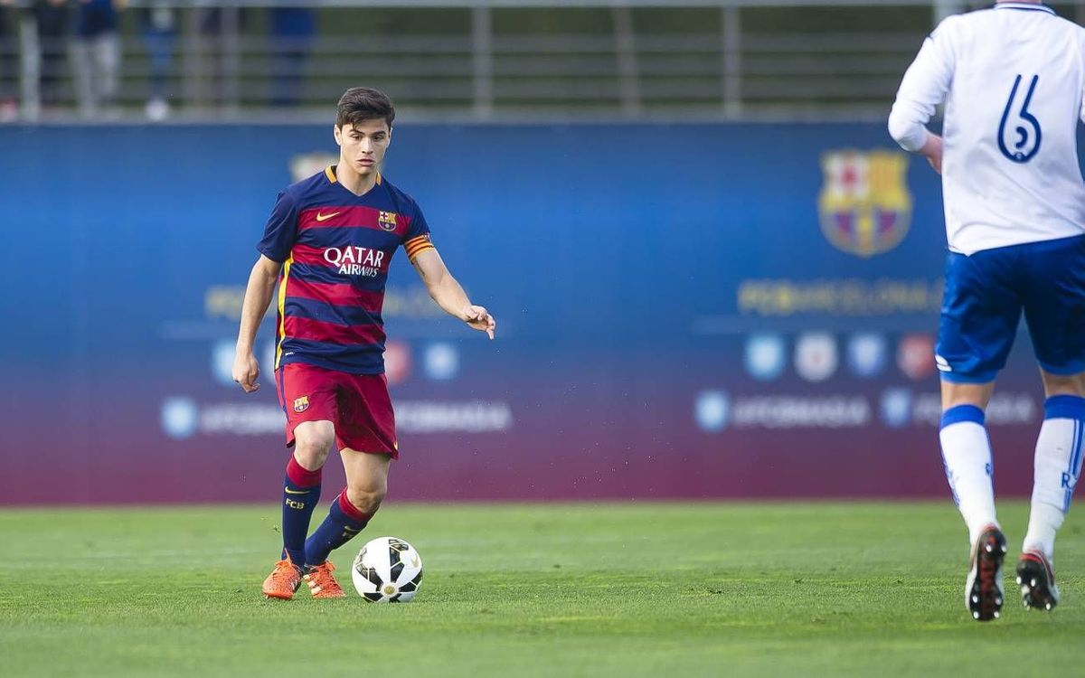 RCD Mallorca - Juvenil A: Empate en casa del tercer clasificado (1-1)
