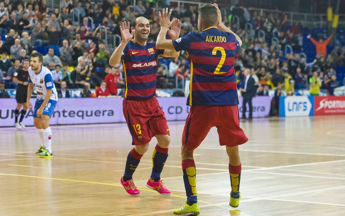 Les vacances del FC Barcelona Lassa per Nadal