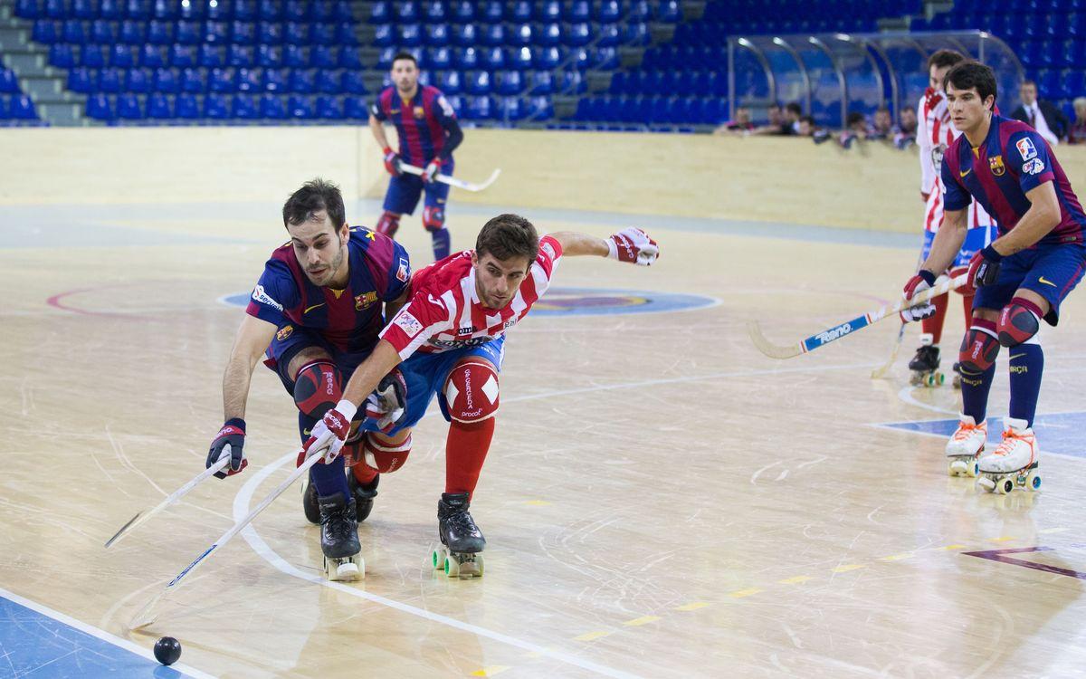 FC Barcelona Lassa - HGP Cerceda: A per tres punts abans de la Copa