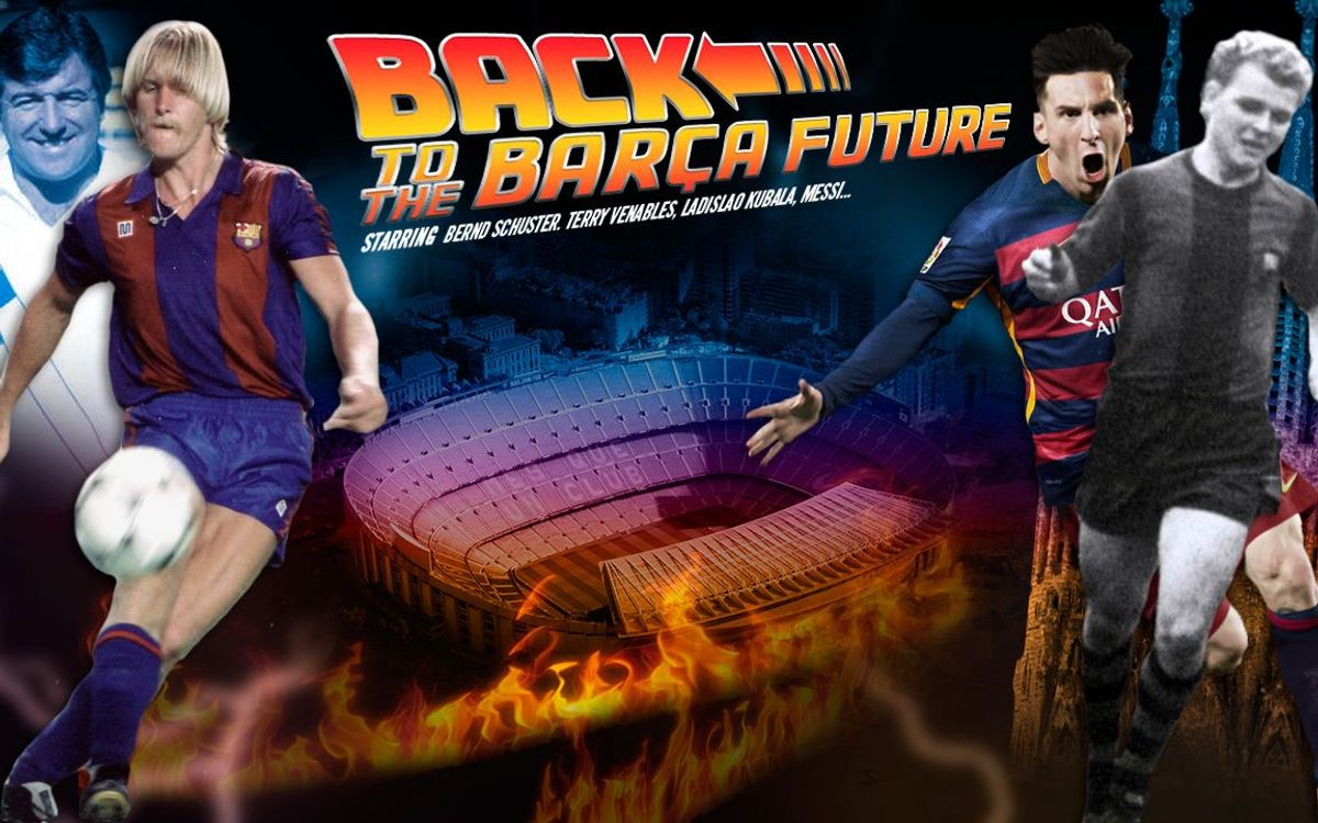 Back to the Barça Future