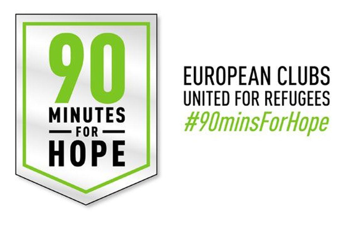El FC Barcelona s'afegeix a la iniciativa de l'ECA en favor dels refugiats