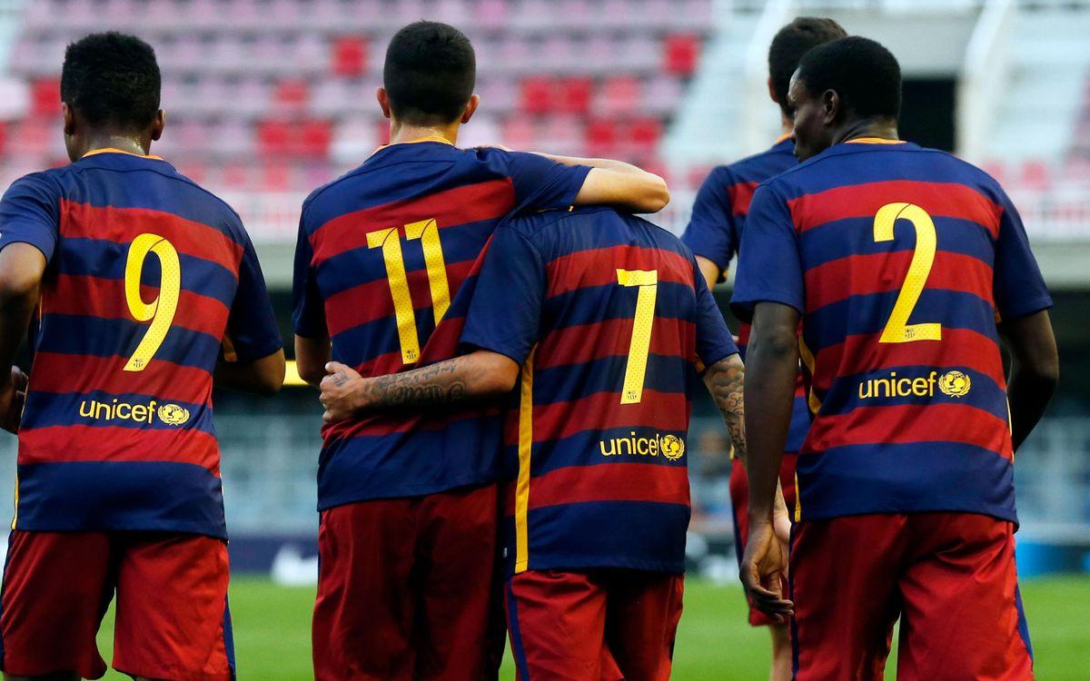 Barça B-Girona FC: Prueba de nivel en la Copa Cataluña