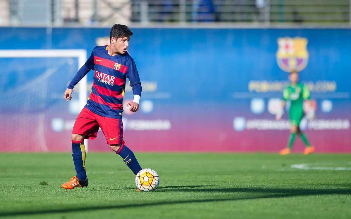 Atletic Balears v FC Barcelona U19 A: Disappointing defeat (2-1)