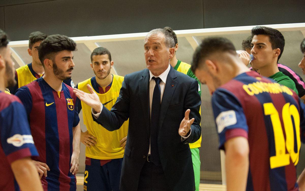 Andreu Plaza, premiat com a millor entrenador de Segona