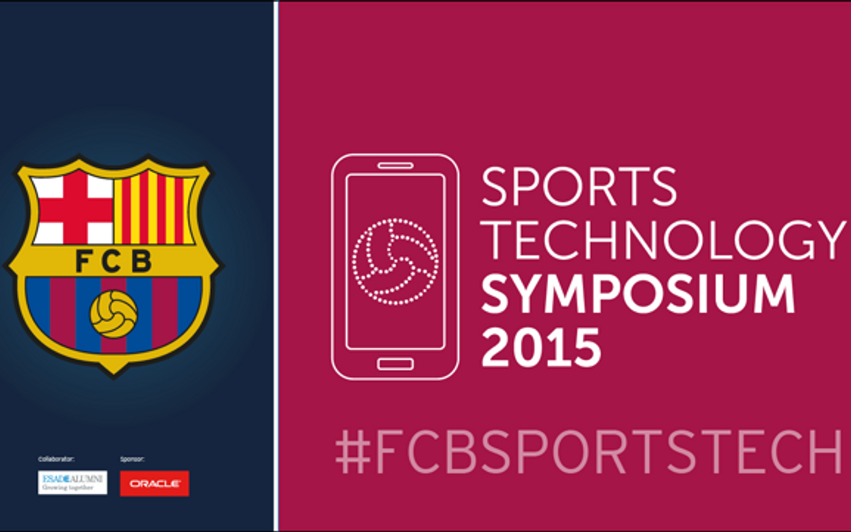 FC Barcelona organise the first symposium on technology and sport