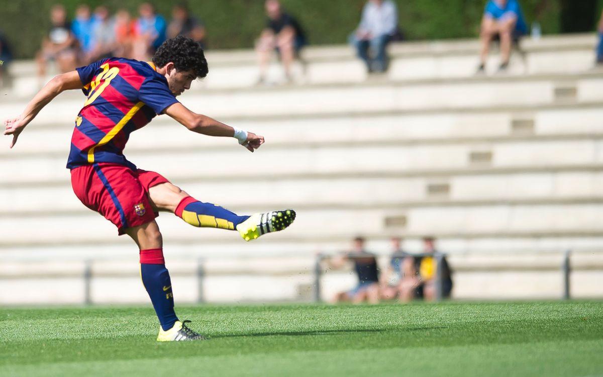 Reial Saragossa – Juvenil A: Empat agredolç del líder (1-1)