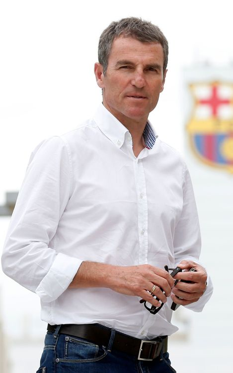 FC Barcelona technical secretary Robert Fernández on the Clásico