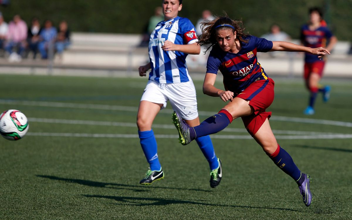 FC Barcelona Women – UD Collerense: Three valuable points (2-1)