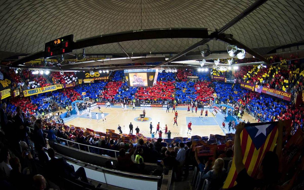A la venda les entrades de la Lliga Endesa i l'Eurolliga