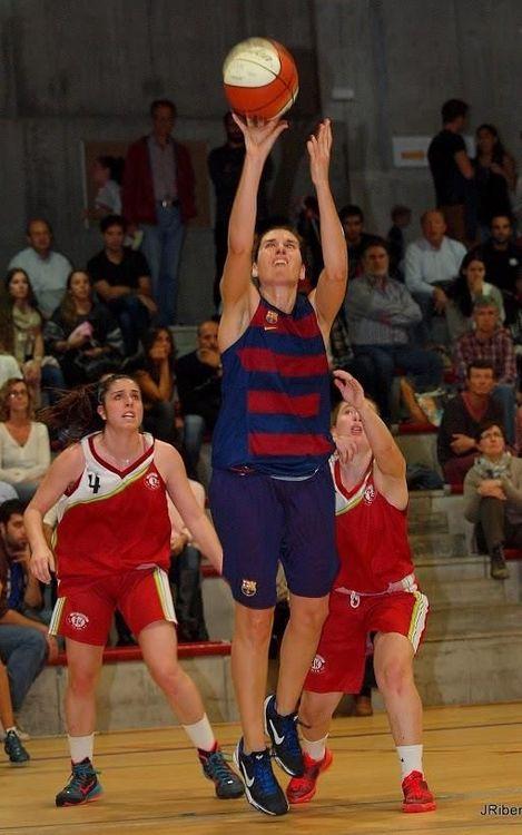 Repòquer per al bàsquet femení blaugrana