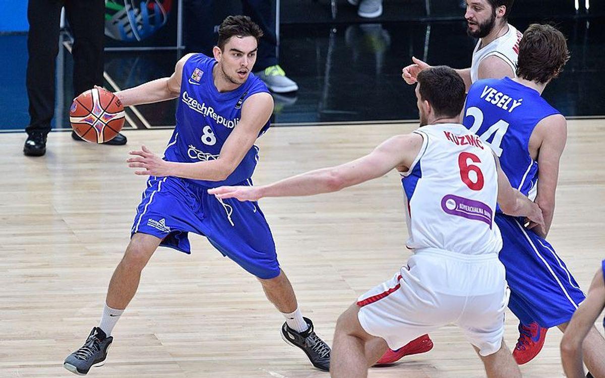 Tomas Satoransky queda fora de la lluita de les medalles a l'Eurobasket 2015