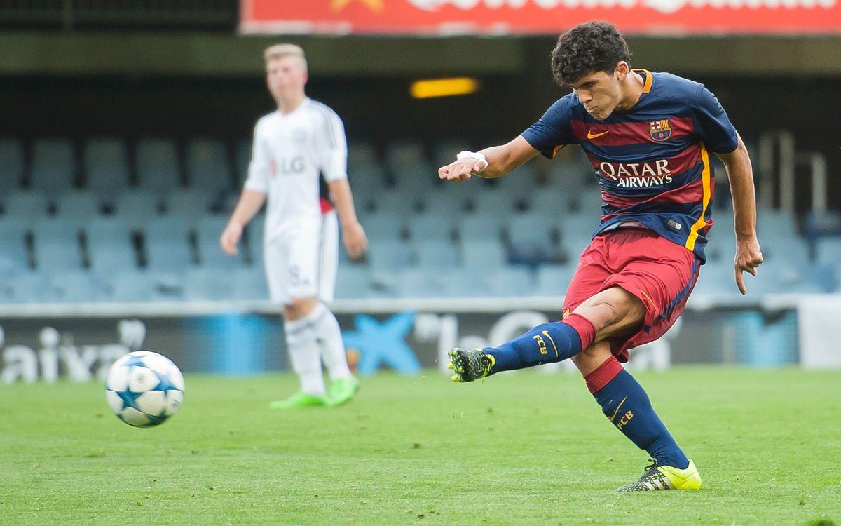 Lleida Esportiu v FC Barcelona U19: Second consecutive defeat (3-0)