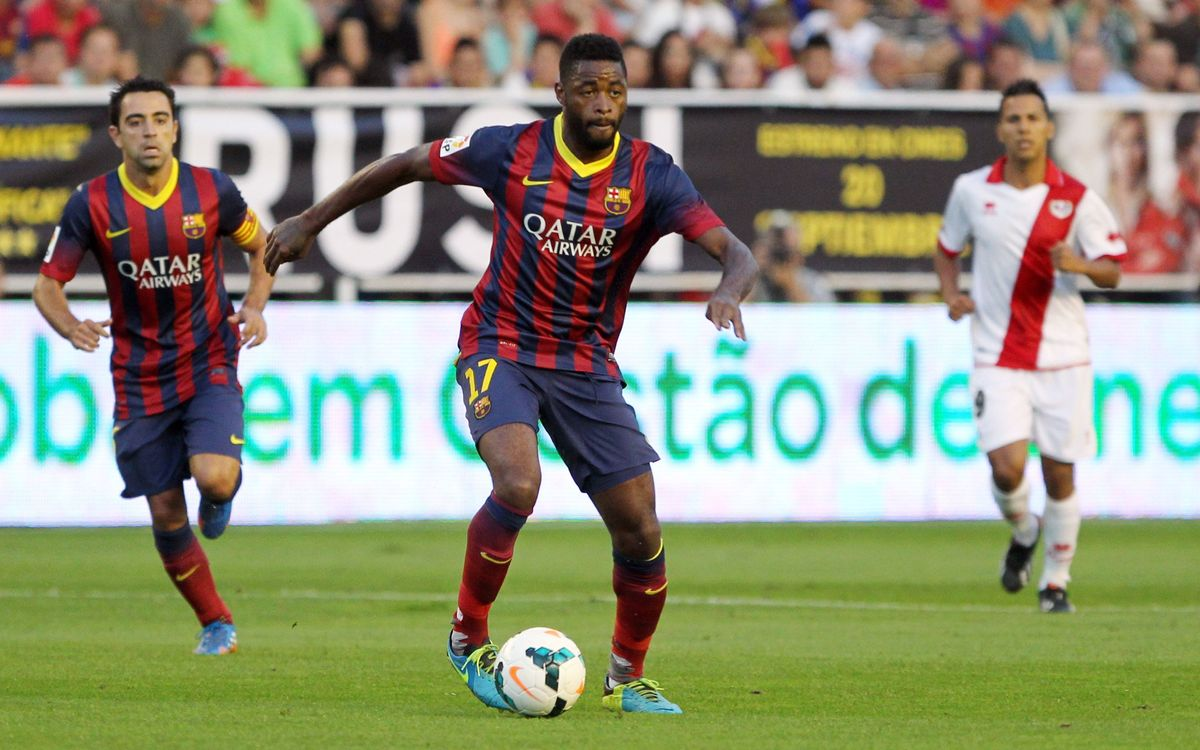 Agreement with West Ham for the loan of Alex Song