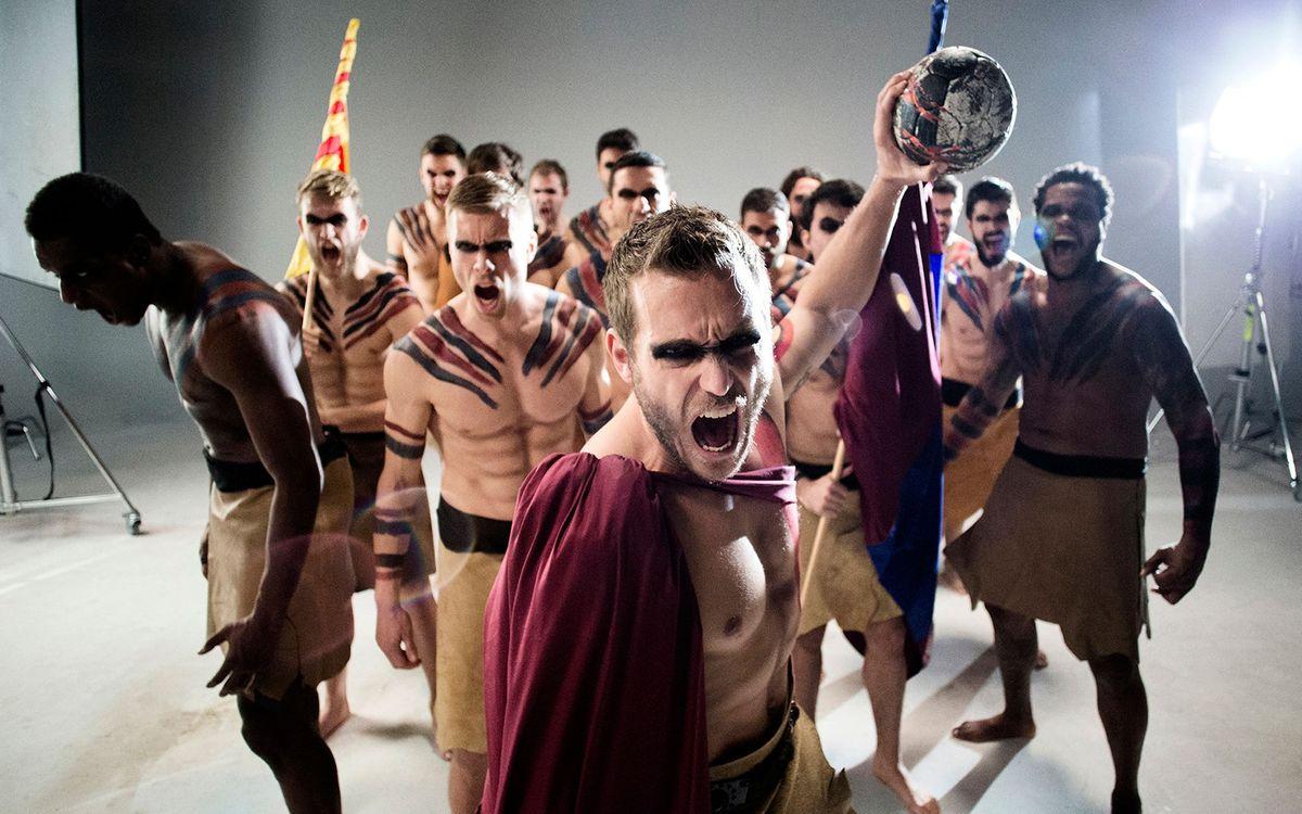 El Barça Lassa d'handbol en prepara una de bona