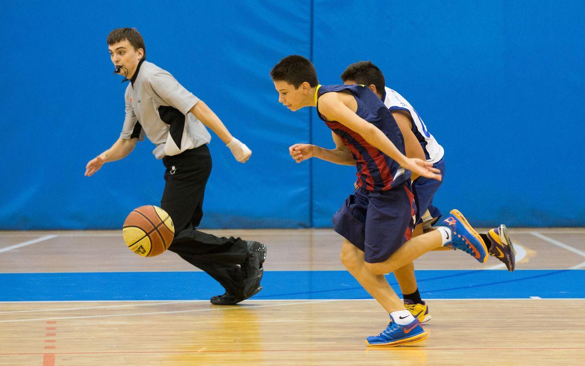 El repàs a l'actualitat del bàsquet formatiu blaugrana