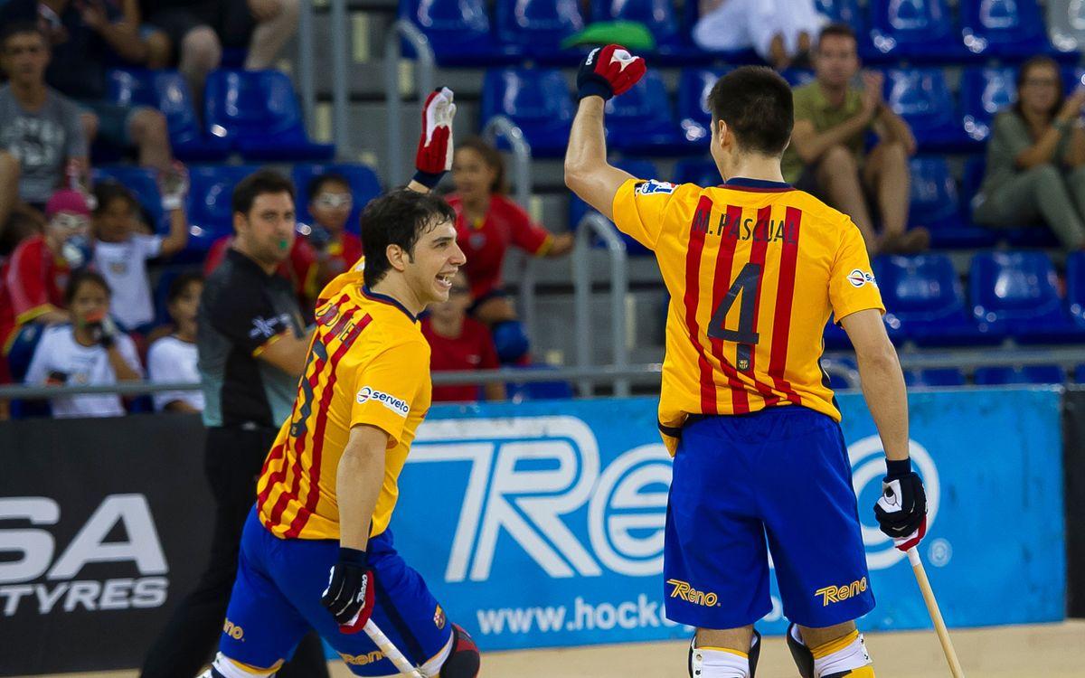 Sporting CP – FC Barcelona Lassa: La primera batalla es lliura a Lisboa