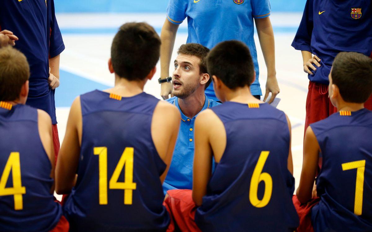 El repàs a l'actualitat del bàsquet formatiu blaugrana (setmana 6)
