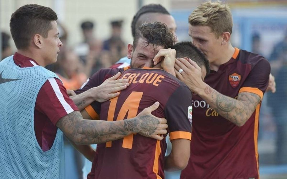 Rival Watch: Win for Roma ahead of FC Barcelona clash