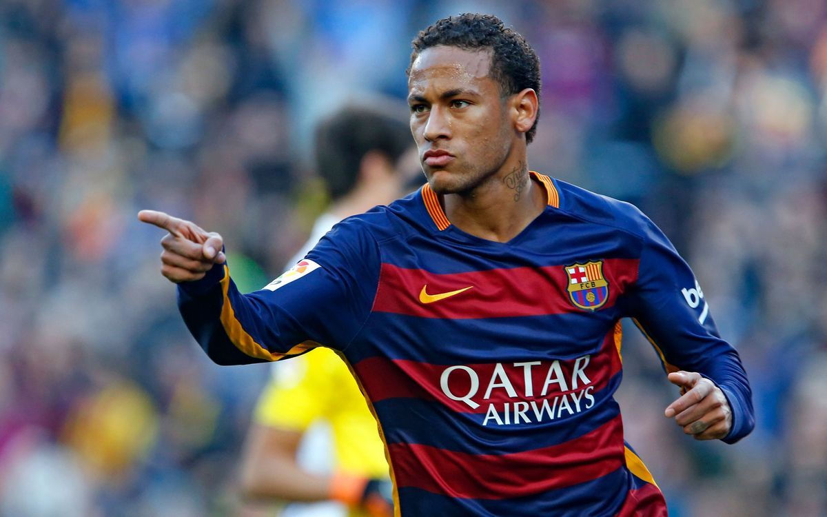 Neymar extends lead in the race for the Pichichi Trophy