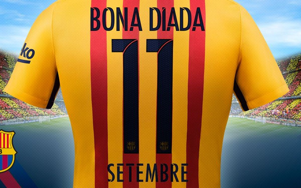 FC Barcelona and the National Day of Catalonia