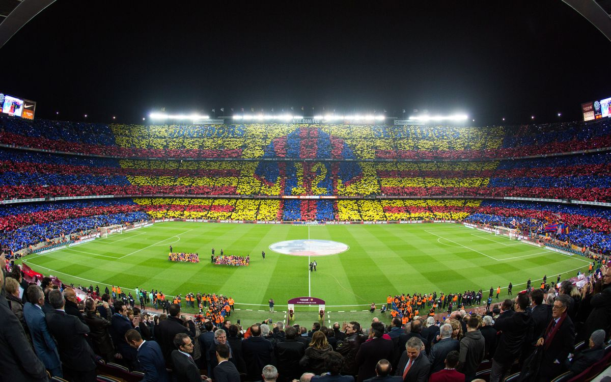 Tickets sold out for the Clásico at the Camp Nou