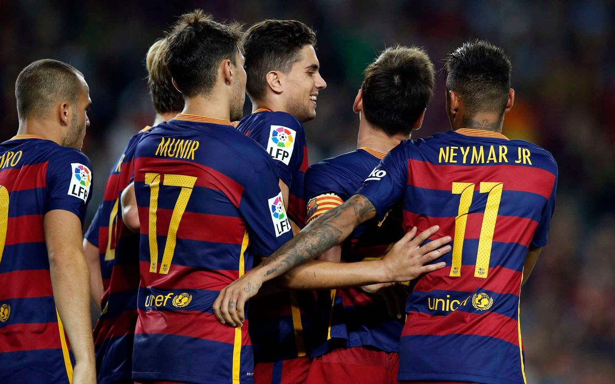FC Barcelona v Levante: Catalans ride second-half surge to 4–1 victory, stay perfect in La Liga