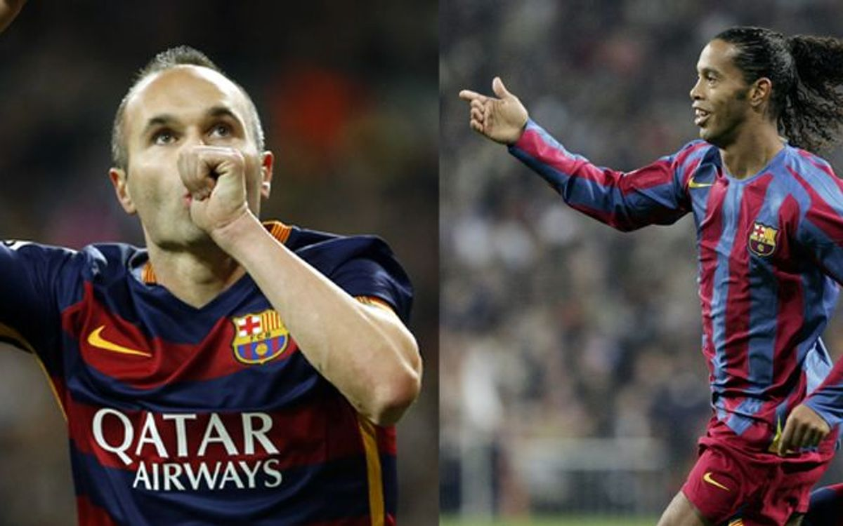 From Ronaldinho to Iniesta: A decade of dominance at the Bernabéu