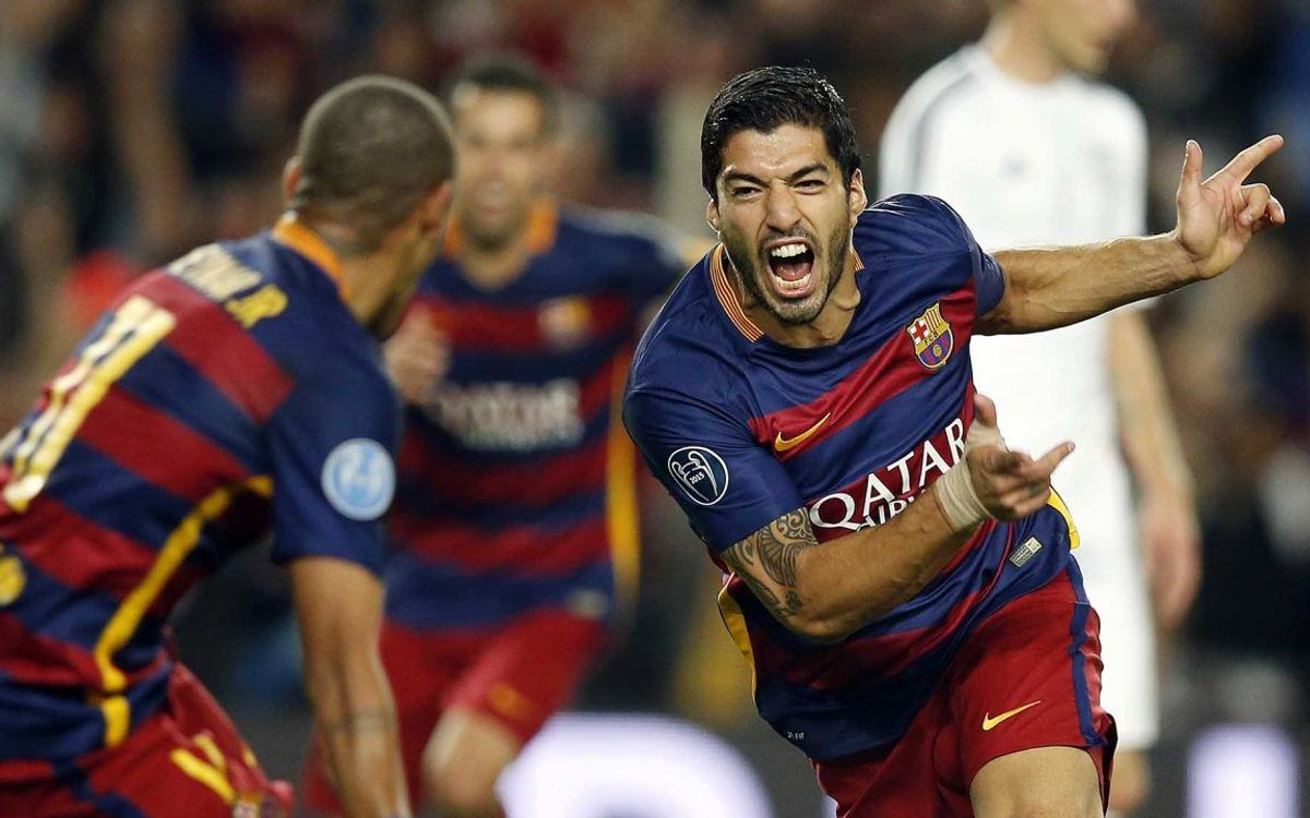 Luis Suárez: My first year at FC Barcelona was a dream