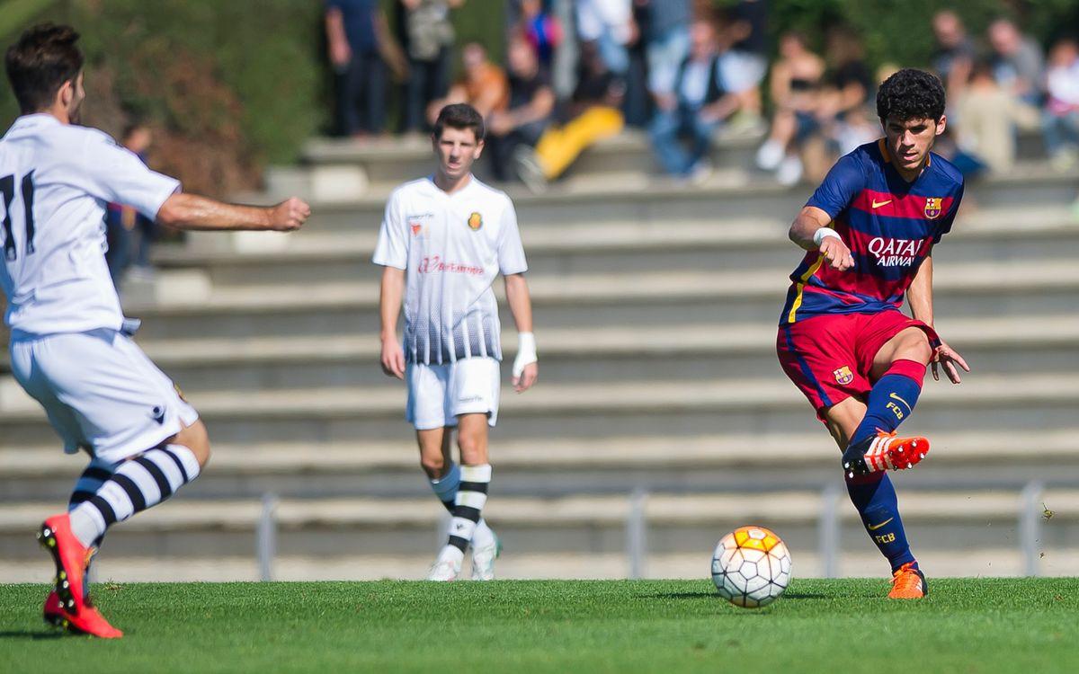 FC Barcelona drop U-19 derby to RCD Espanyol, 3–1