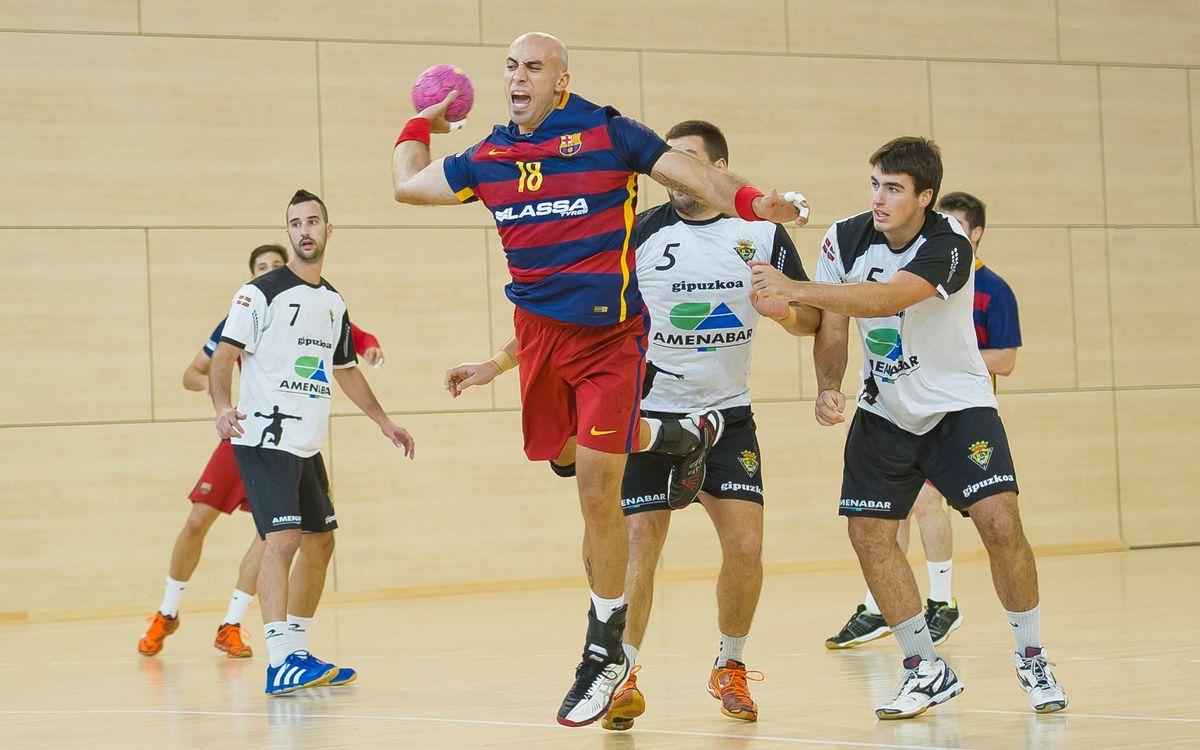 L'handbol formatiu del FC Barcelona Lassa ho guanya tot