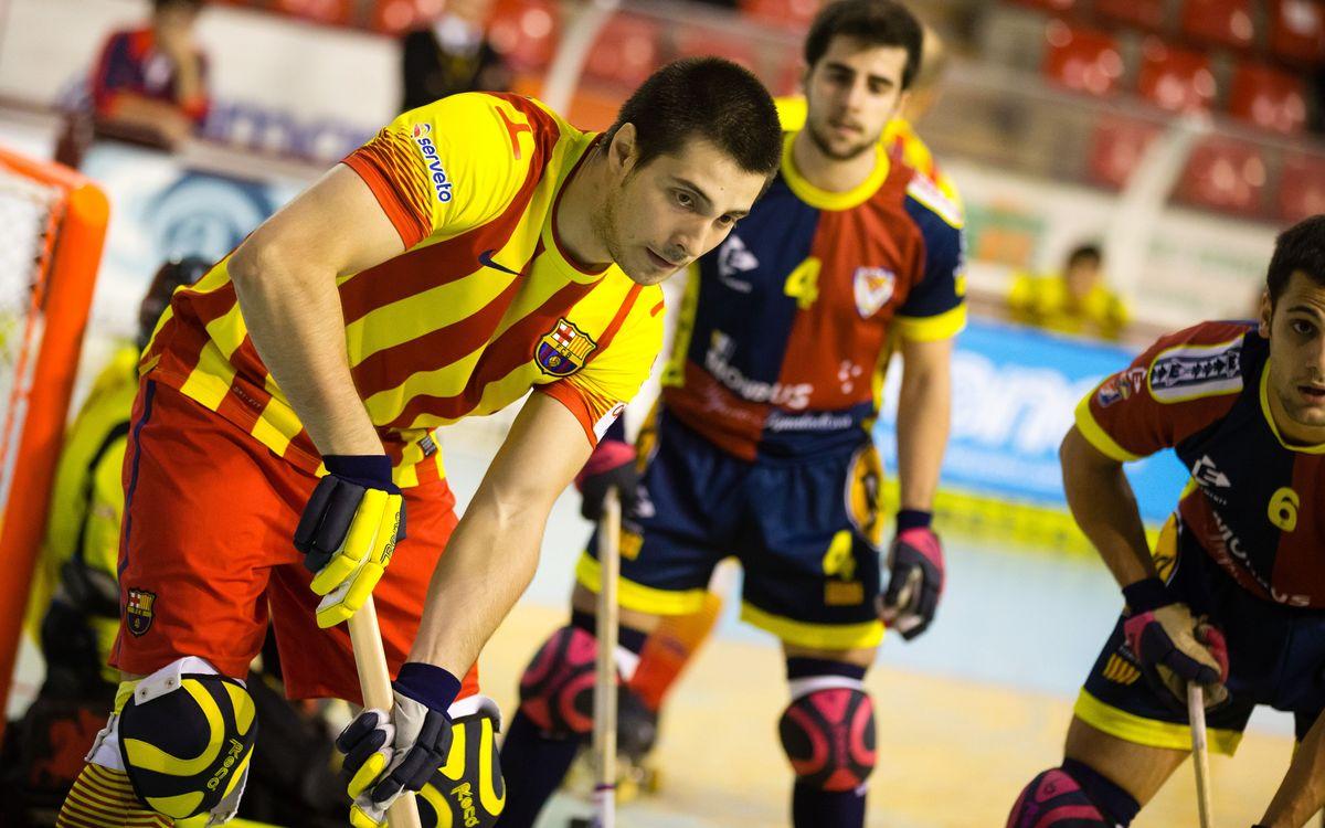 El duelo Igualada HC – FC Barcelona Lassa, un clásico de casi noventa partidos