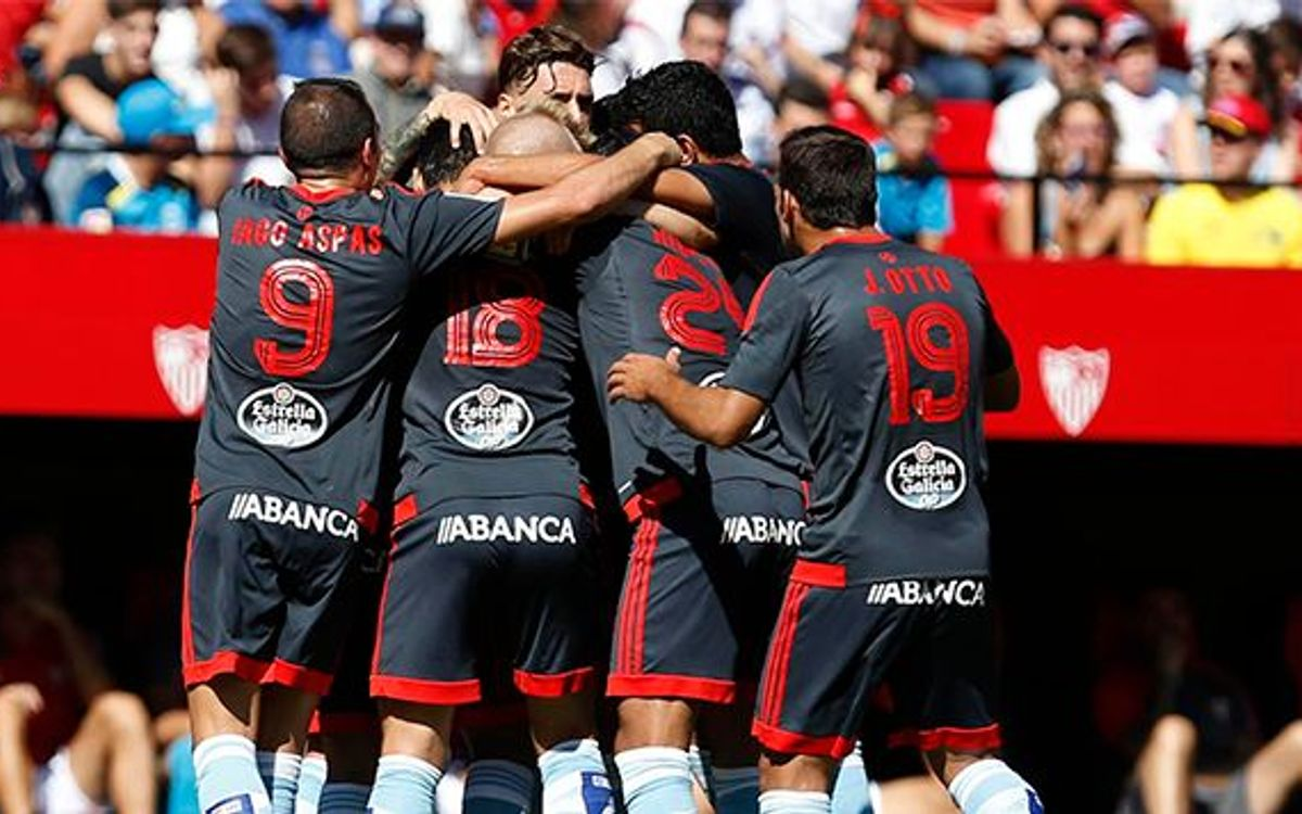 Rival Watch: Celta win at Sevilla ahead of FC Barcelona's visit