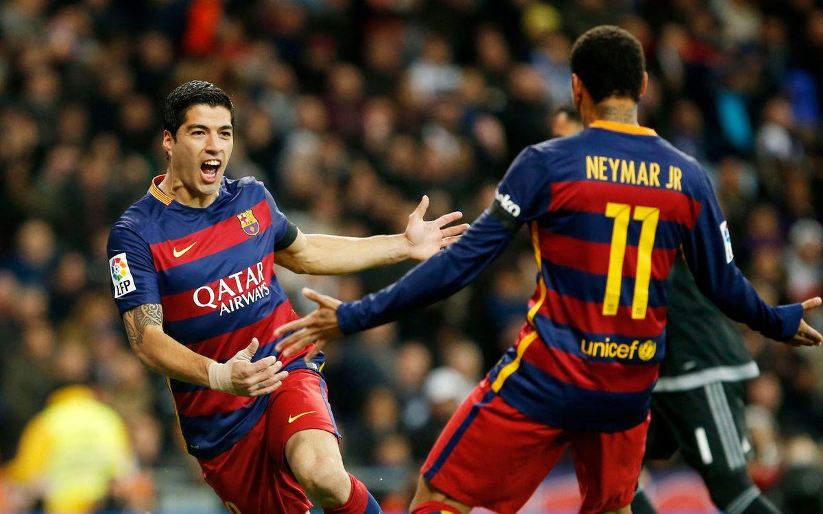Real Madrid v FC Barcelona: Barça run to El Clásico rout at the Bernabéu