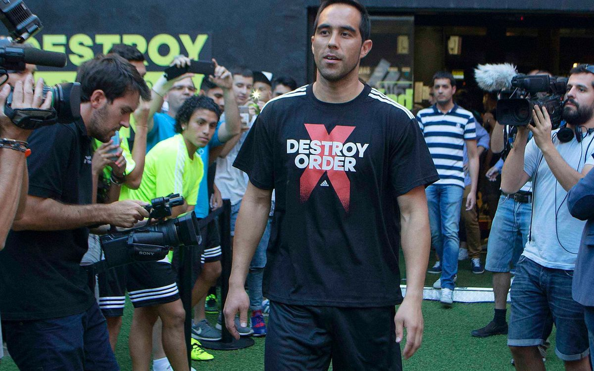 Bravo eager to get back to action