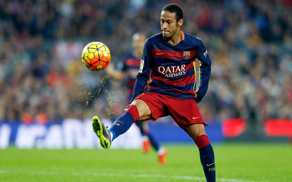 Neymar Jr estrena nueva web antes del Clásico