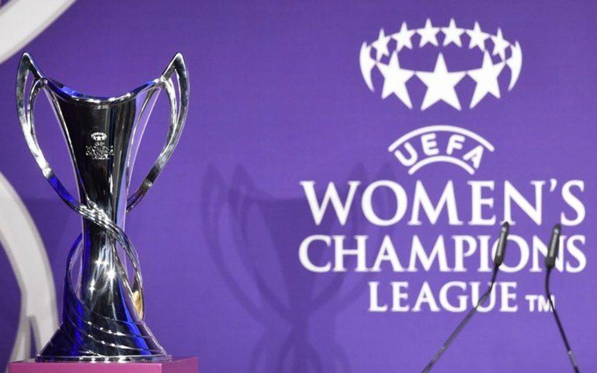 Nyon set for Women's Champions League quarter final draw