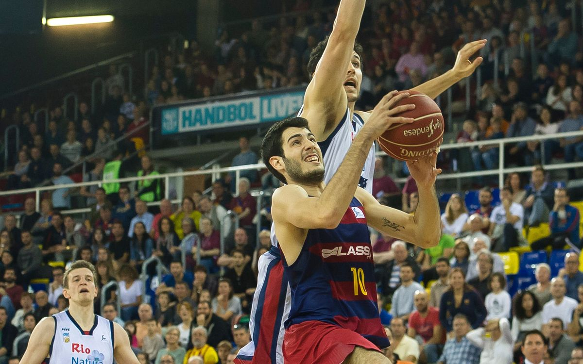 FC Barcelona Lassa – Obradoiro: Patience sees them through (67-57)