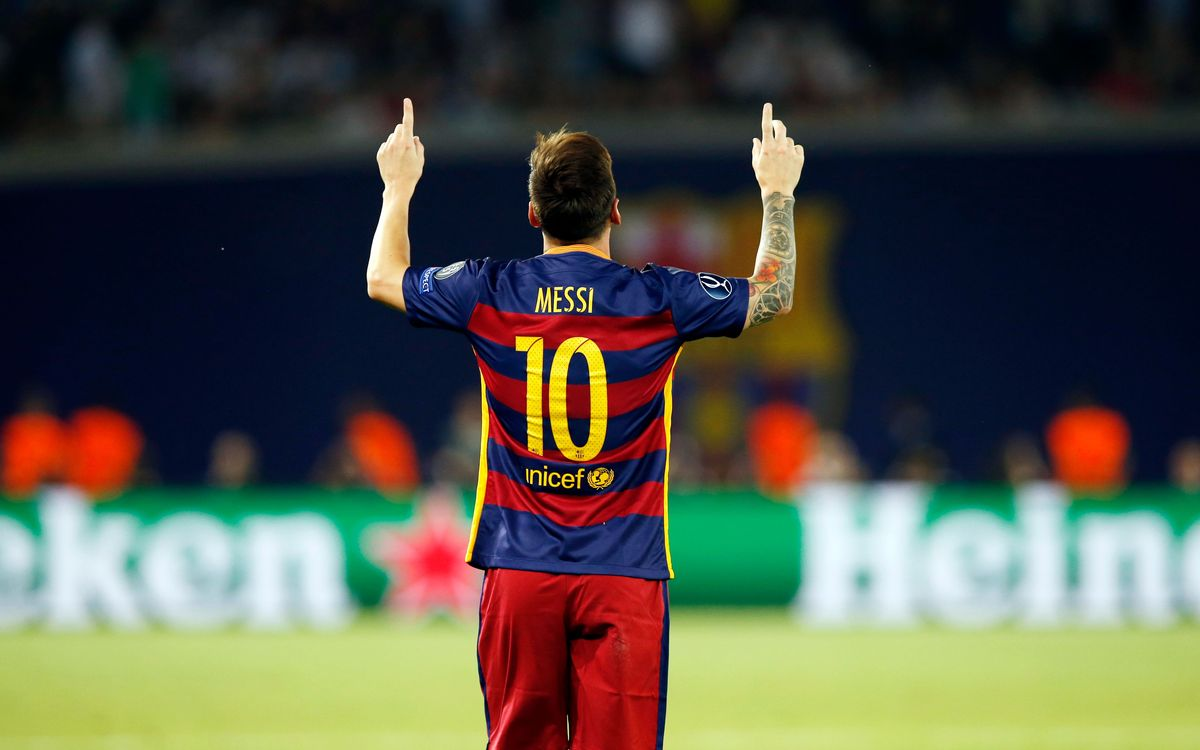 Leo Messi nominated for 2015 Sports Illustrated Sportsman of the Year