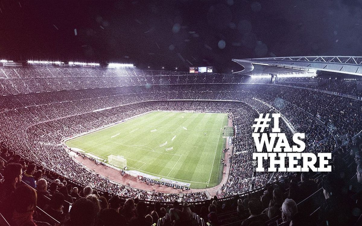 On 7 October tickets for the second half of the league season at Camp Nou will go on sale