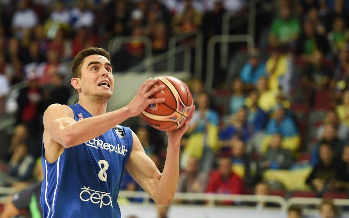 Victòries de Perperoglou, Pau Ribas i Satoransky a l'Eurobasket