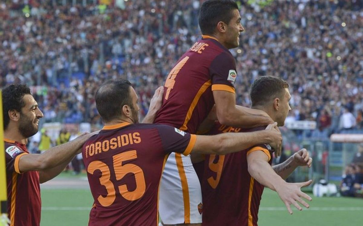 Champions League rival watch: Roma win derby, defeat for Bayer Leverkusen