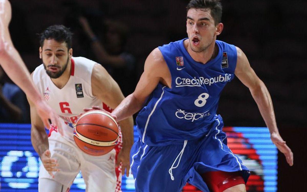 Satoransky, un nou blaugrana als quarts de final de l'Eurobasket