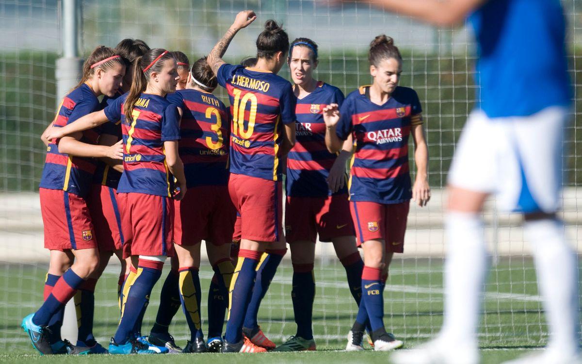 RCD Espanyol – FC Barcelona Femení: Fem derbi