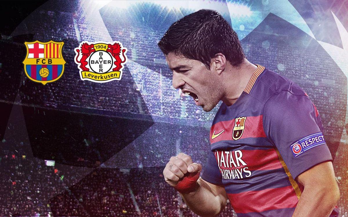 FC Barcelona – Bayer 04 Leverkusen: La clau del grup